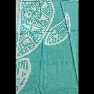 Seaside Collection Limited Fine Cotton Towel